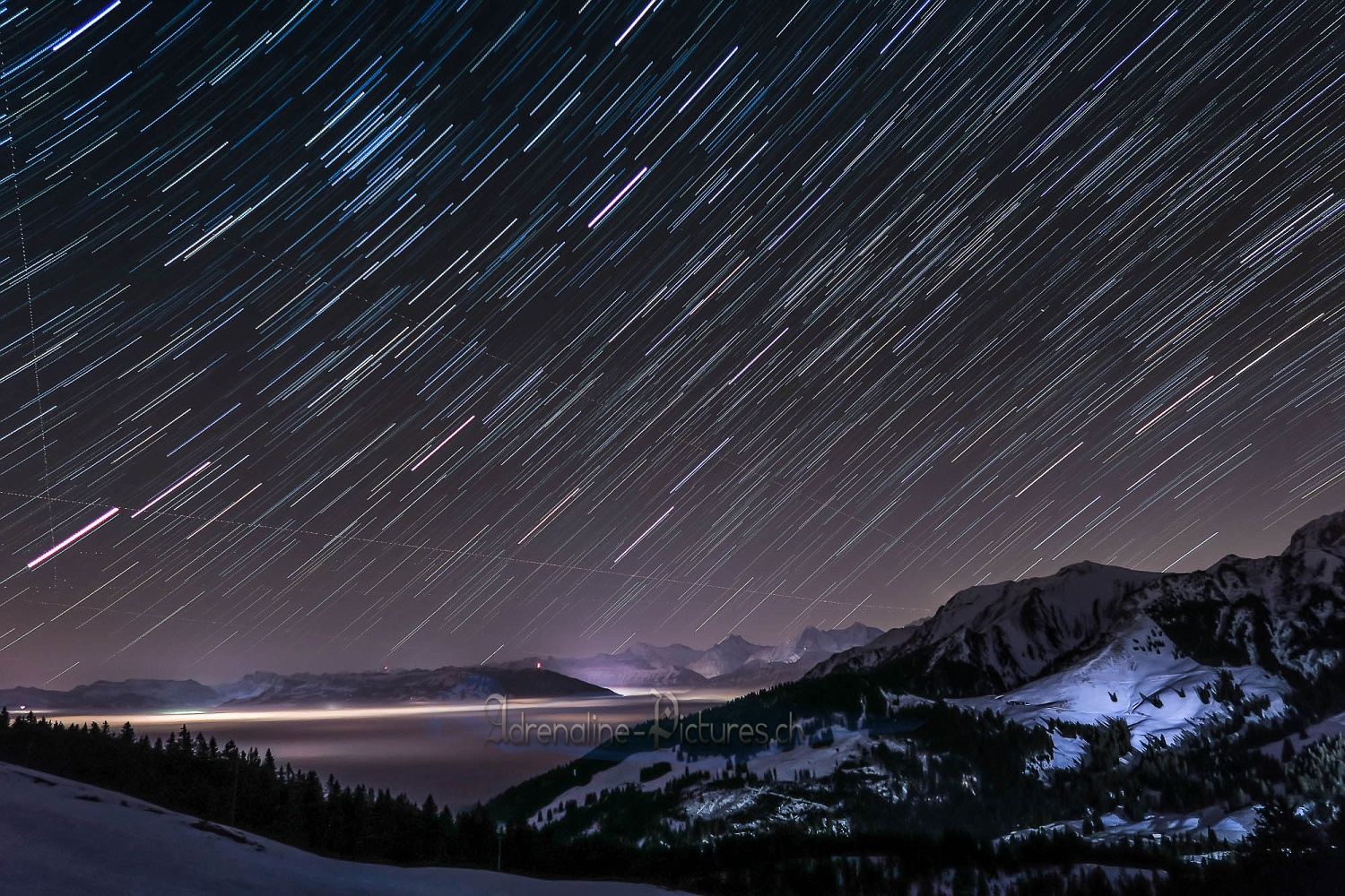 Startrails, Gurnigel